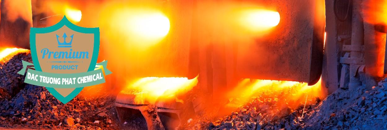 Đơn vị chuyên phân phối ( bán ) hóa chất sử dụng trong luyện kim | Nơi chuyên cung cấp & bán hóa chất tại TPHCM